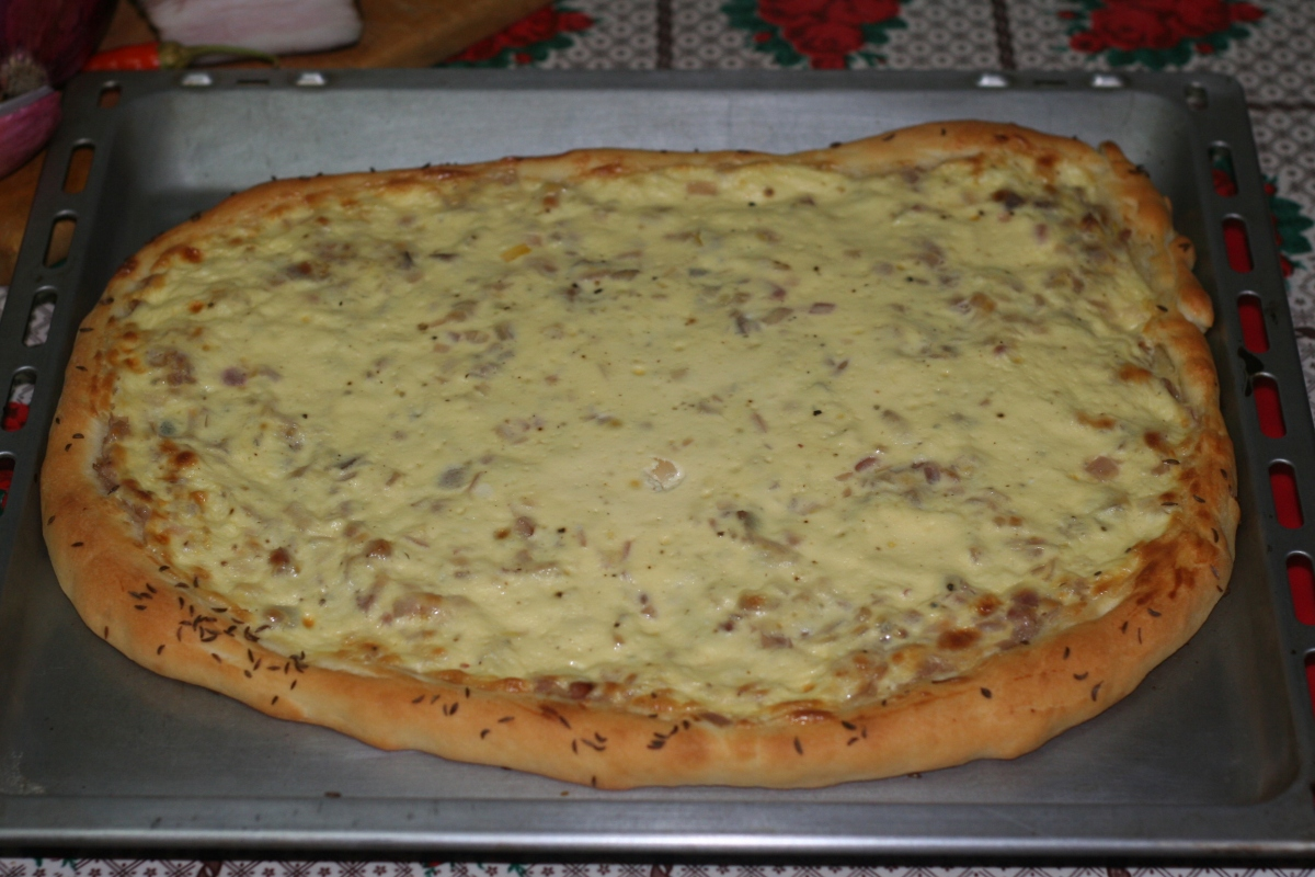 tarta alsaciana